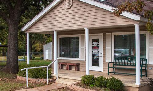 Pottwatomie County Farm Bureau Office - McLoud
