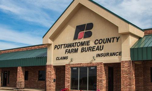 Pottwatomie County Farm Bureau Office - Shawnee