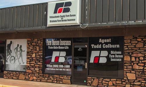 Pottwatomie County Farm Bureau Office - Tecumseh