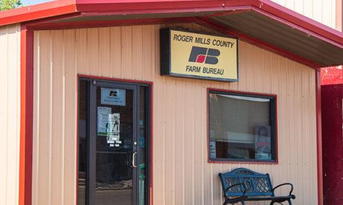 Roger Mills County Farm Bureau Office - Cheyenne