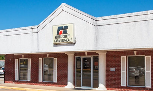 Rogers County Farm Bureau Office - Claremore
