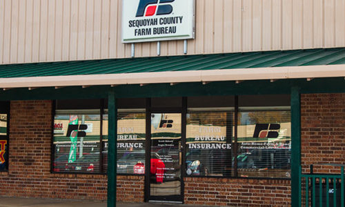 Sequoyah County Farm Bureau Office - Roland