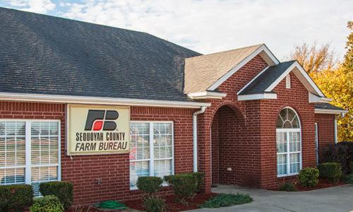 Sequoyah County Farm Bureau Office - Sallisaw