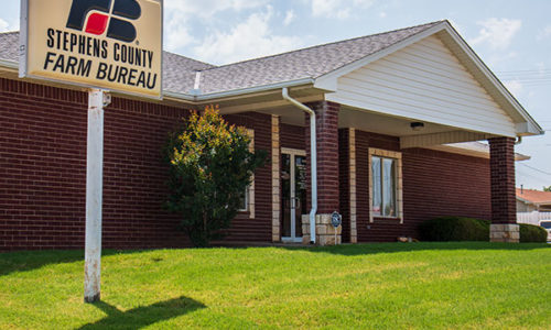 Stephens County Farm Bureau Office - Duncan