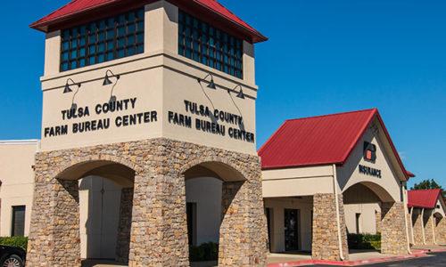 Tulsa County Farm Bureau Office - Tulsa