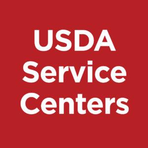USDA Service Centers