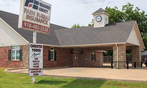 Wagoner County Farm Bureau Office - Wagoner