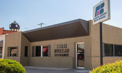 Washita County Farm Bureau Office - Cordell