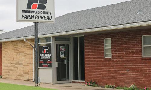 Woodward County Farm Bureau Office - Woodward