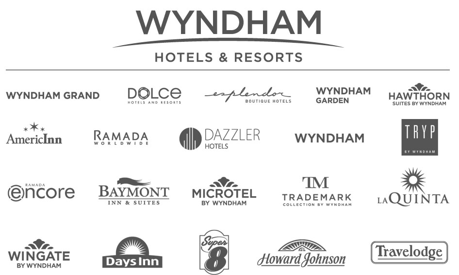Wyndham Hotel Group brands