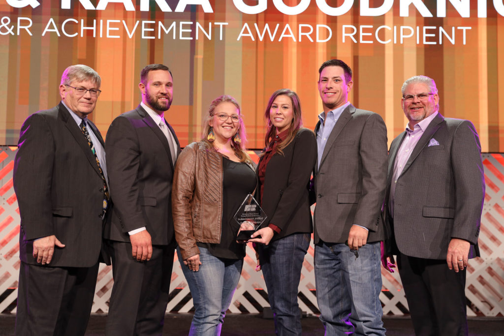 Oklahoma Farm Bureau Young Farmers & Ranchers 2019 Achievement Award Winners - Cody and Kara Goodknight